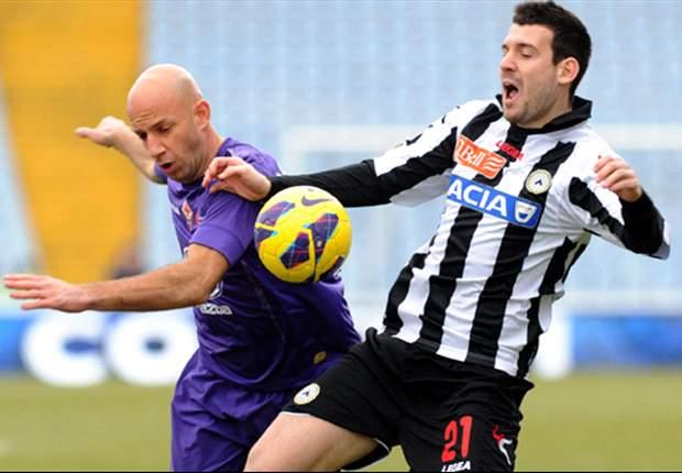 Punto Fiorentina - A Udine episodi discutibili, ma il goal perduto è un problema da risolvere