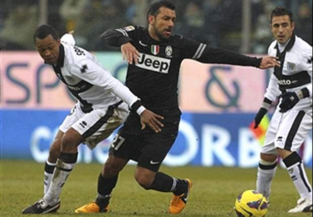 FT: Parma 1-1 Juventus