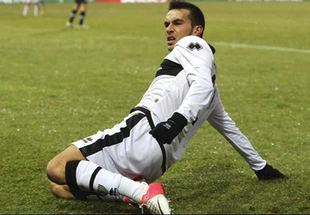"""Dopo Handanovic, Nicola Sansone ha fatto un'altra vittima illustre: """"Che gioia segnare a Buffon!"""""""