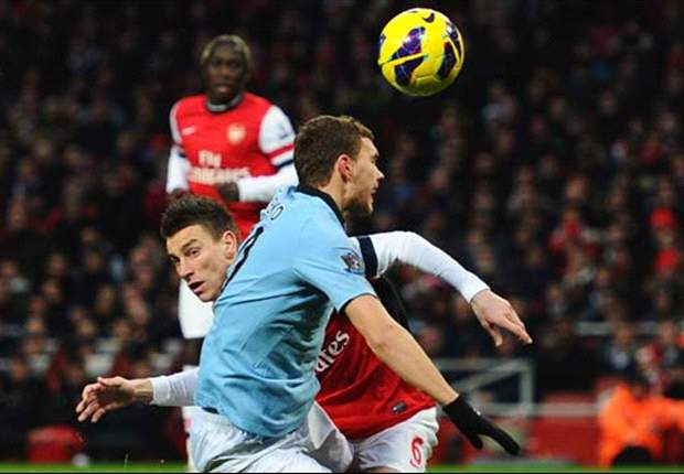 Did Koscielny deserve to be sent off against Manchester City?