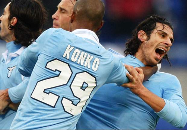REVIEW Serie A Italia: Lazio & Napoli Dekati Juventus