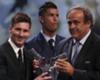 Ronaldo: Messi better than Ronaldo