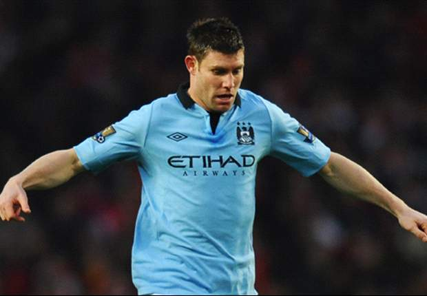 Manchester City midfielder Milner hoping for swift recovery