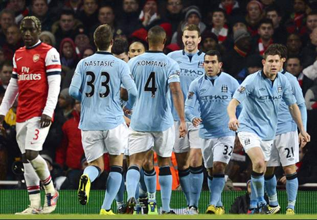 Stoke City - Manchester City Preview: Visitors looking to continue unbeaten run in 2013