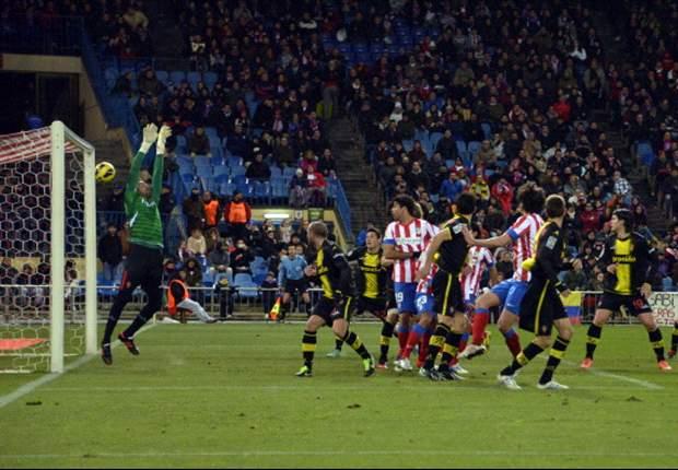 Roundup Spanien: Atletico feiert Heimsieg, Ebert mit Doppelpack gegen Mallorca