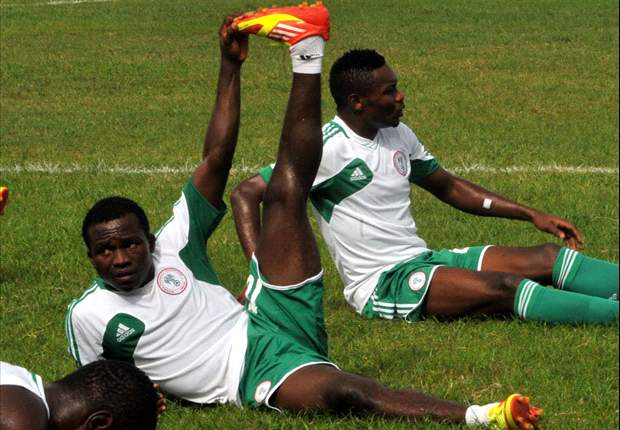 Echiejile out, Uzoenyi recalled for World Cup