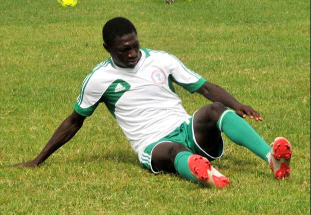 Groin injury forces Reuben Gabriel out of Nigeria Confederations Cup squad