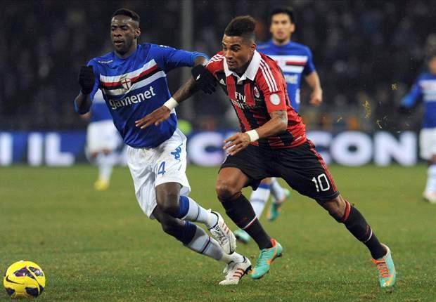 Punto Milan - Ennesima serata storta, con un interrogativo: qual è il vero ruolo di Boateng in questo Milan?