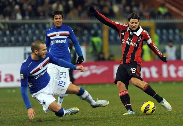 Sampdoria 0-0 Milan: Rossoneri lack inspiration in tame stalemate