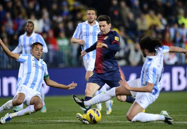 Malaga-Barcelona Preview: The Blaugrana hope to bounce back after two games without a win