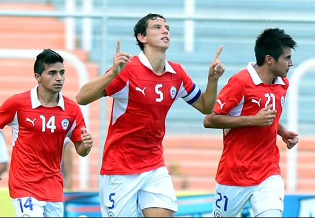 Chile 2-1 Colombia: Sobrevivir con el delantero de portero