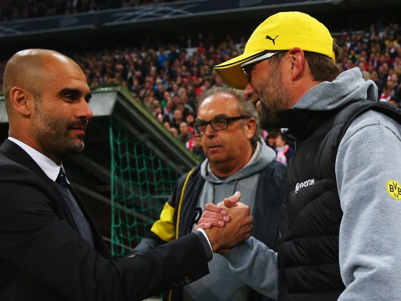 Klopp: World's best coach Guardiola would improve Premier League