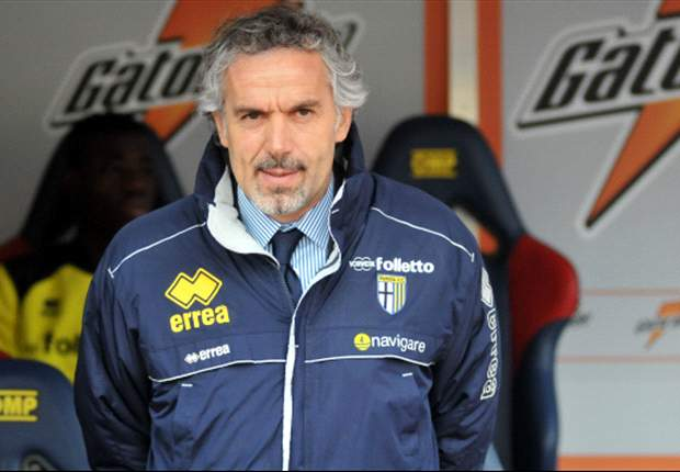 Roberto Donadoni Puji Performa Parma