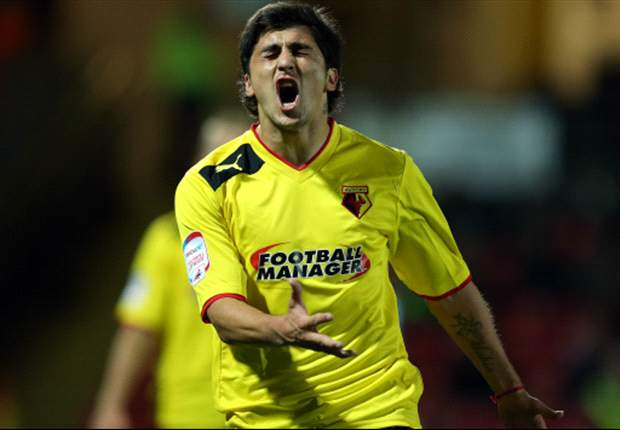 Watford complete permanent signing of Forestieri from Udinese