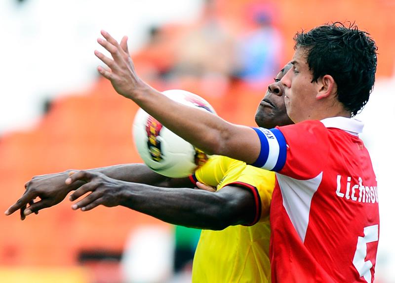 Tres jugados, tres ganados. La Sub 20 frente a Colombia.
