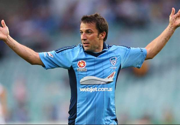 Del Piero stays silent on Abbas stoush