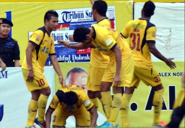 Sriwijaya FC Bawa 20 Pemain Ke Samarinda
