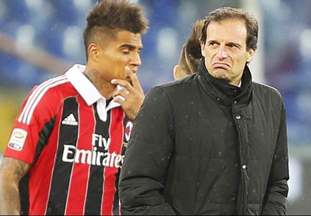 Editoriale - Ad Allegri manca un ultimo miracolo: restituire al Milan Kevin Prince Boateng
