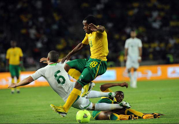 South Africa Player of the Week: Thuso Phala - Bafana Bafana