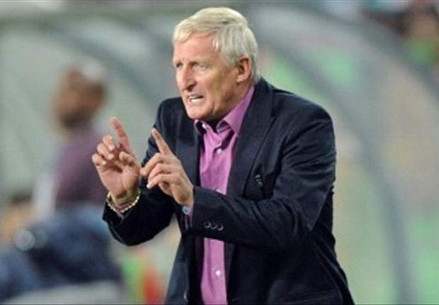'We lost our nerve' - Igesund blames South Africa players for poor opening display