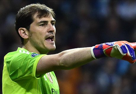 Pranked Casillas not Madrid bound
