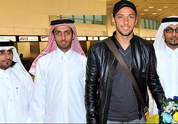 OFICIAL: Nenê assina com o Al Gharafa dois anos e meio
