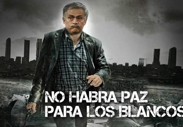 José Mourinho no sabe poner paz en el Real Madrid