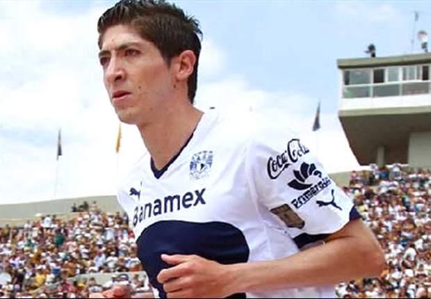 Para Marco Palacios, tarde o temprano se darán los buenos resultados en Pumas