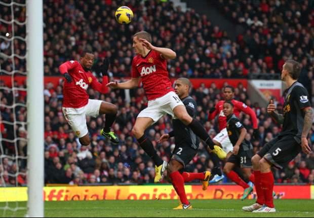 Patrice Evra: Saatnya Menunjukkan Manchester United Nomor Satu