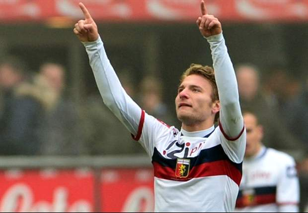Genoa interested in Immobile swap deal - Preziosi