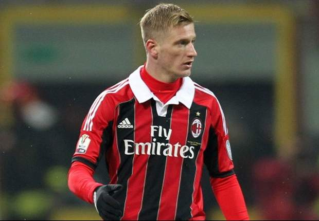 Abate happy to stay at AC Milan