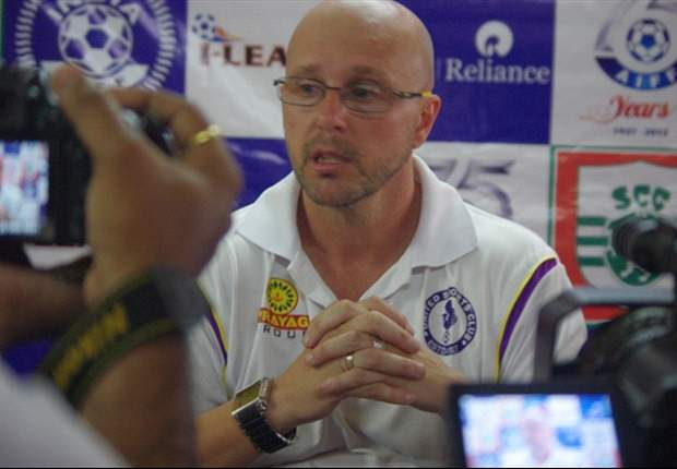 'We were better than Churchill Brothers' - Prayag United coach Eelco Schattorie