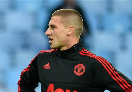 Man Utd keeper loaned out
