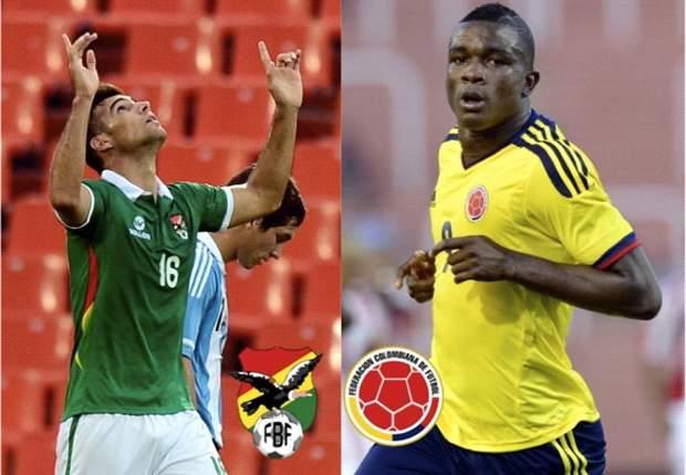 Colombia, por la clasificación