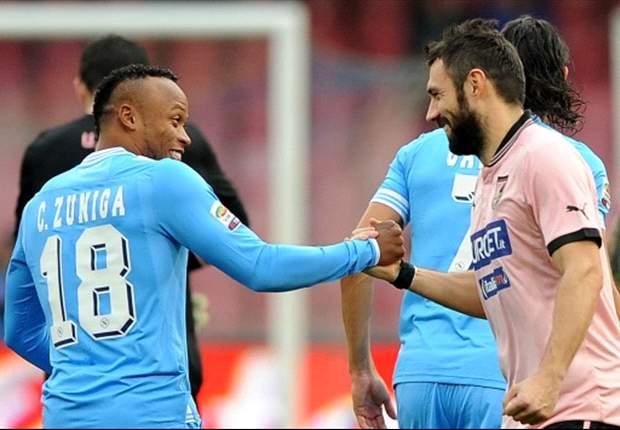 """Il trasferimento al Palermo non metterà fine alla storia tra Dossena ed il Napoli come spiega il suo agente: """"Si tratta solo di un arrivederci, a giugno potrebbe tornare"""""""