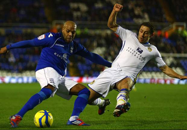 Birmingham City 1-2 Leeds United: Diouf secures comeback to ease pressure on Warnock