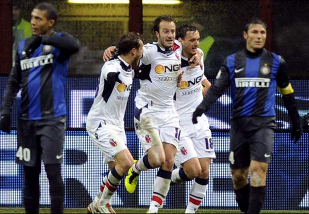 Inter 3-2 Bologna (aet): Ranocchia nets dramatic winner to seal semi-final slot