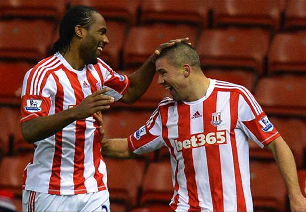 Stoke forward Walters pleased to bounce back from nightmare performance