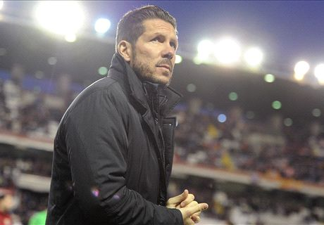 RUMOURS: Simeone in Chelsea setback