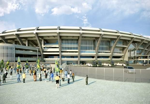 FIFA Peringatkan Brasil Soal Renovasi Stadion