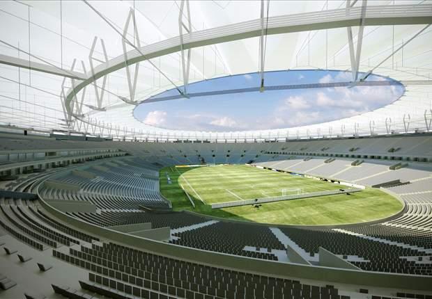 Legenda Brasil Ramaikan Inaugurasi Stadion Maracana Baru