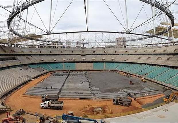 WM 2014 Stadionprofil: Arena Fonte Nova