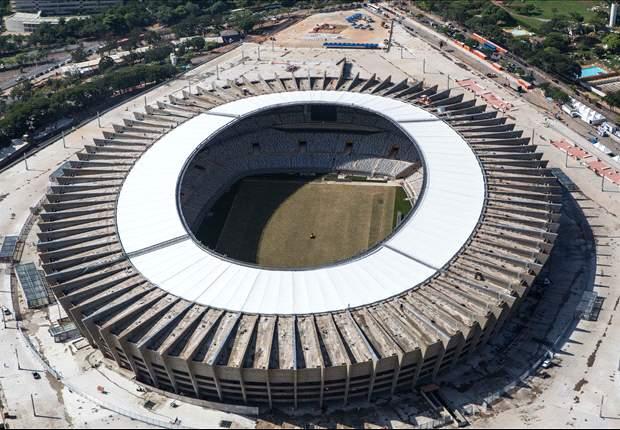 WM 2014 Stadionprofil: Mineirao