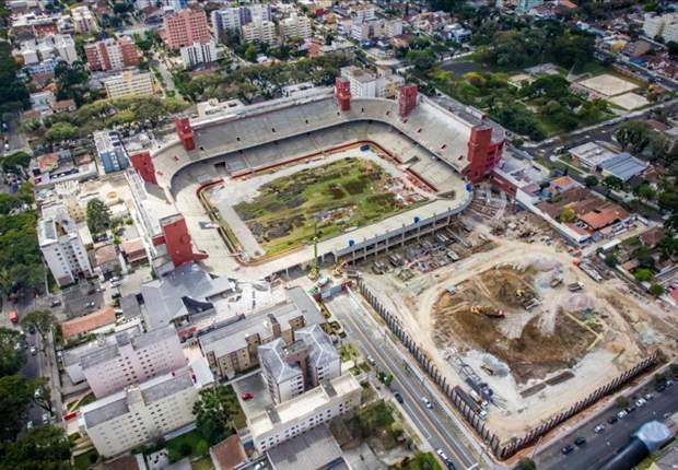 WM 2014 Stadionprofil: Arena da Baixada