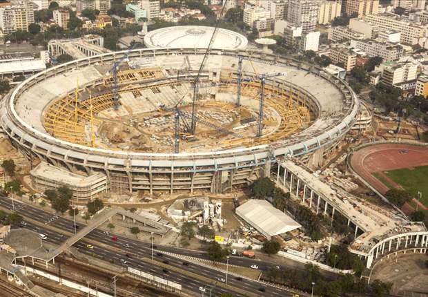 Brasile, una corsa contro il tempo per ultimare gli stadi. A rischio il Maracanà per la Confederations