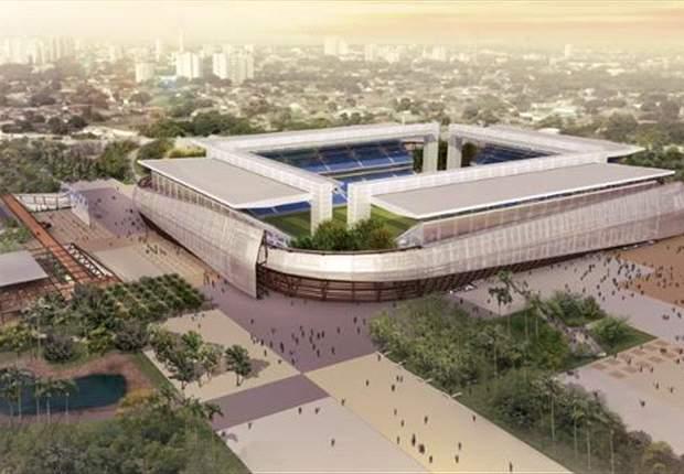 WM 2014 Stadionprofil: Arena Pantanal