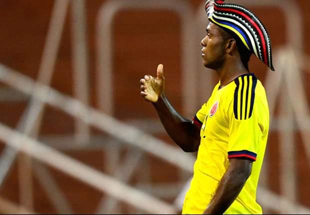 Colombia goleó a Bolivia y se metió en el hexagonal final
