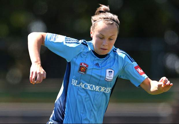 Matildas star Caitlin eyes way Foord
