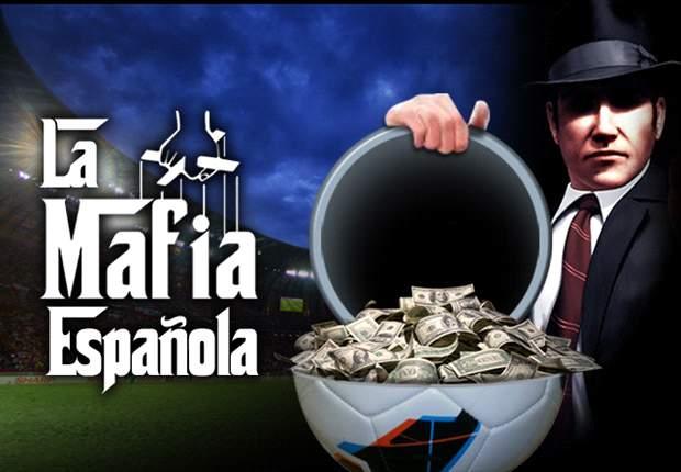La Mafia española al más puro estilo italiano..el Fotomontaje del Día