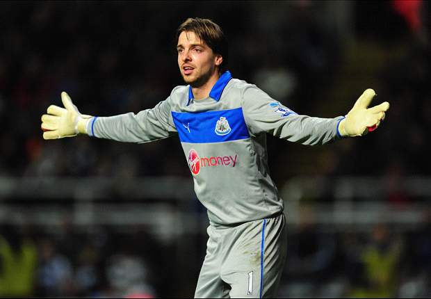 Krul confident of Newcastle survival
